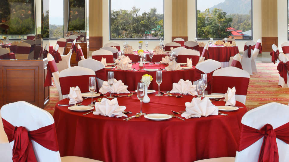 Banquet Halls at RS Sarovar Portico Palampur, Best Hotels in Palampur 7