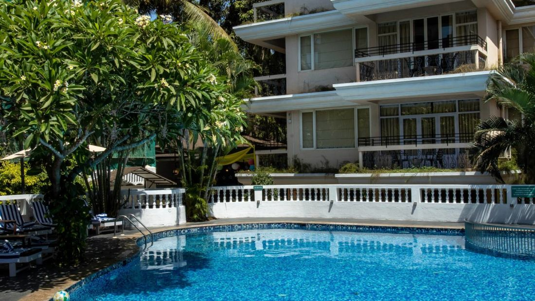 Best Rooms at Calangute Beach  North Goa  Best Rooms in Calangute North Goa  Suites in North Goa  Calanguteocean palms  gen-6