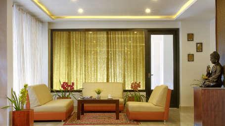 The Royal Oaks Hotels Gangtok  Lobby The Royal Oaks Hotel Gangtok