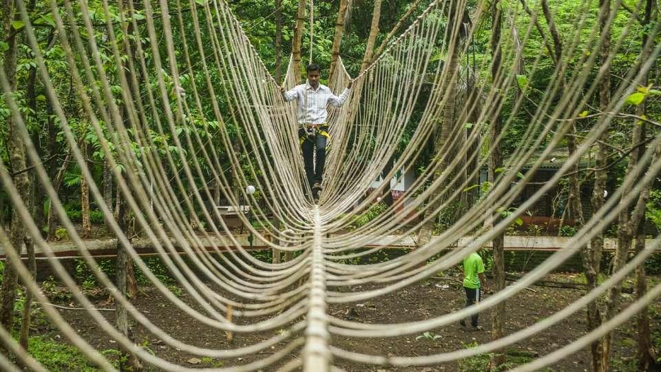 Burma Bridge - Sajan 1