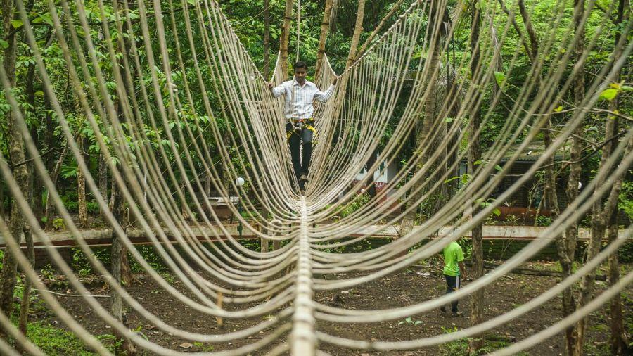 burma-bridge sajan-nature-club 28830778821 o