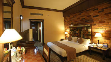 Club Valley View Rooms at  The Royal Plaza Gangtok, best gangtok hotels 3