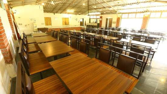 Dining Hall 1 Dabhosa