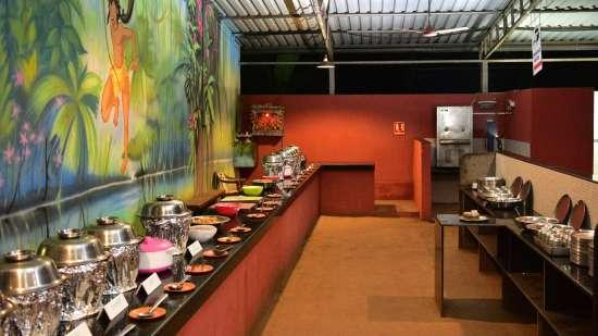 Dining Hall - Durshet