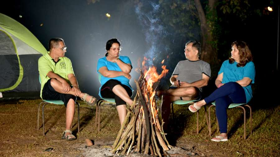 alt-text Campfire - Kundalika