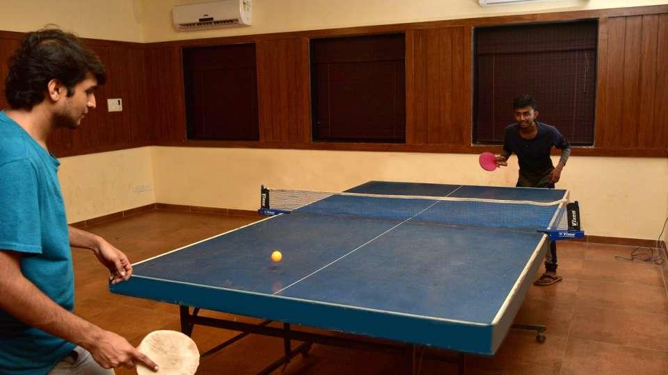 Table Tennis - Kundalika