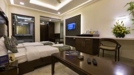 Hotel Suvarna Inn, MG Road, Bangalore Bangalore Premium Room 5  Hotel Suvarna Inn  MG Road  Bangalore