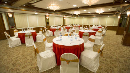The Rialto Hotel Bangalore Bangalore Glitter Banquet Hall 6  The Rialto Hotel Bangalore