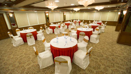 The Rialto Hotel Bangalore Bangalore Glitter Banquet Hall 9  The Rialto Hotel Bangalore