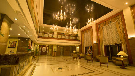 The Rialto Hotel Bangalore Bangalore Plush Interiors   The Rialto Hotel Bangalore