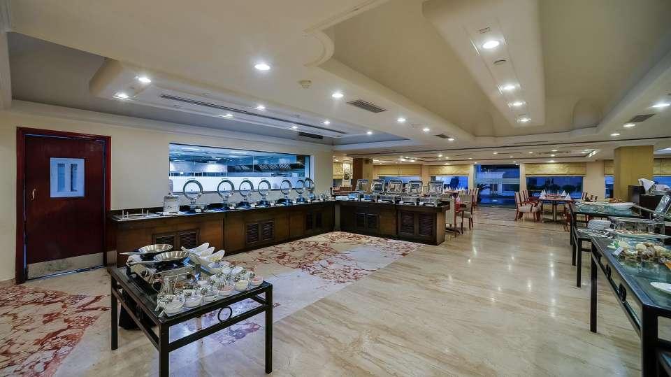 Orchid Restaurant at Hotel Royal Sarovar Portico Siliguri Hotels