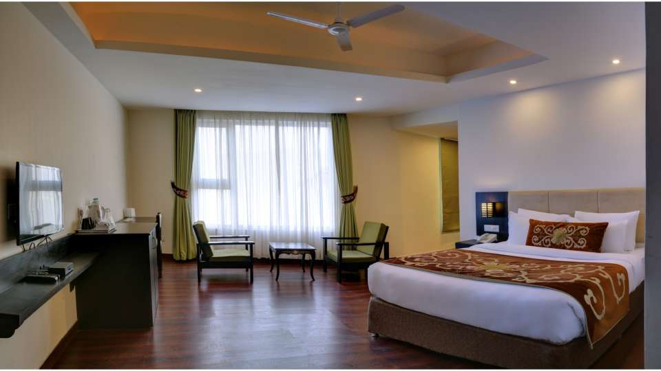 Deluxe Plus Room at Summit Denzong Hotel Spa Gangtok 342 afa