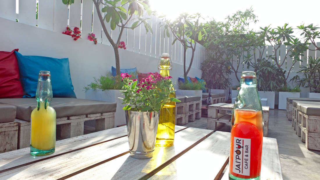 Jaipour Cafe Hotel Devraj Niwas Jaipur 12