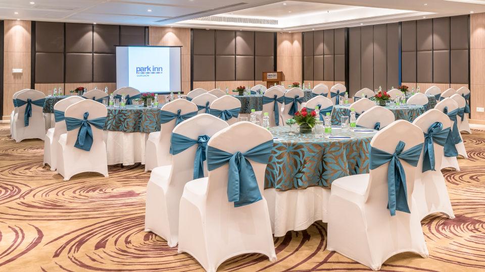Banquet Hall at  Park Inn, Gurgaon - A Carlson Brand Managed by Sarovar Hotels, banquet halls in gurgaon 13