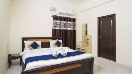Rooms at Hotel NirmalVilla Cherry Service Apartment - Begumpet Hyderabad 2