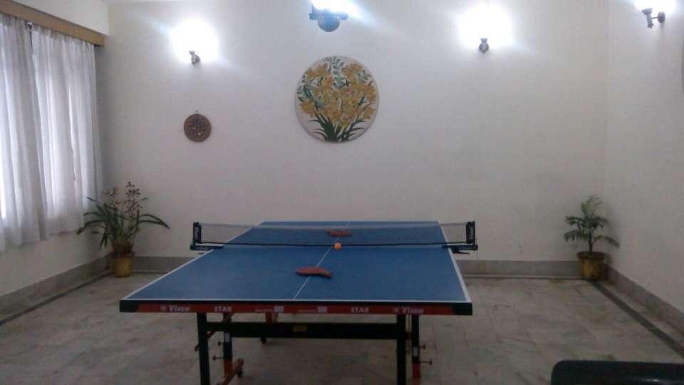 Playroom at  Central Hotel Gangtok