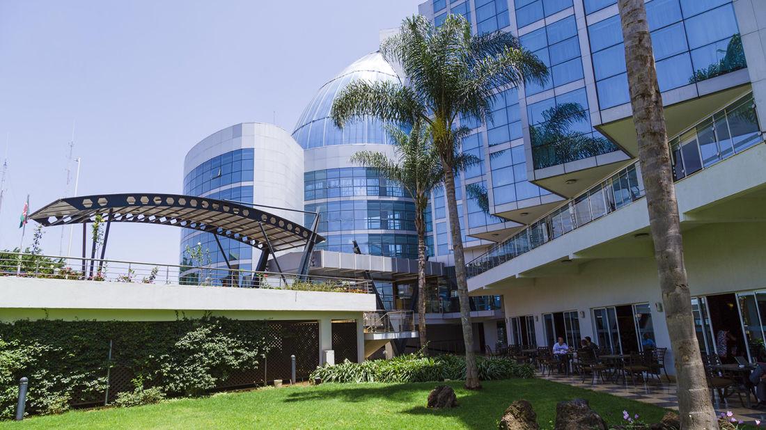 Exterior facade - The Boma - Hotel near Wilson Airport Nairobi,