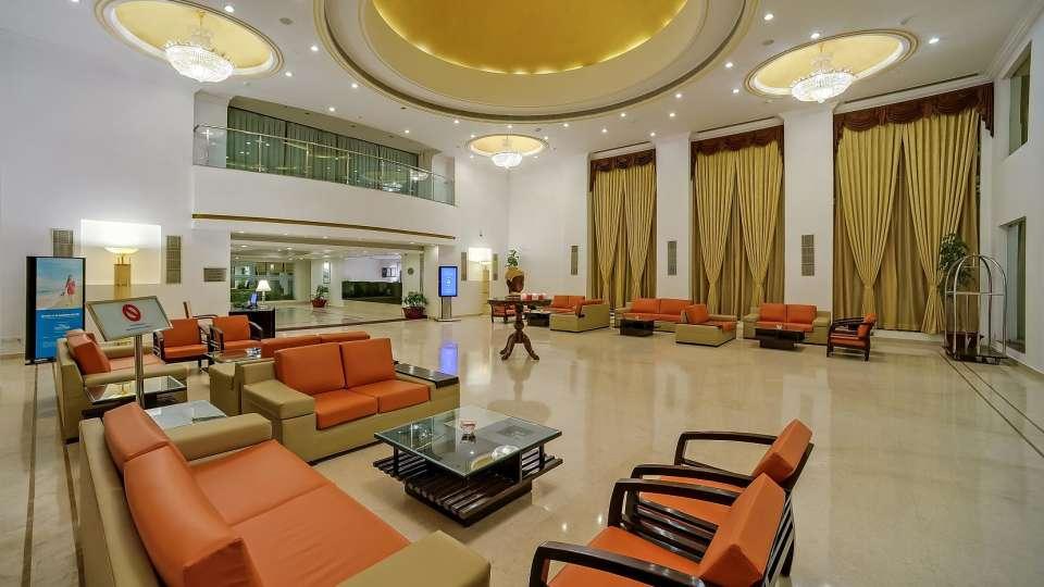 Lobby Royal Sarovar Portico Siliguri 4