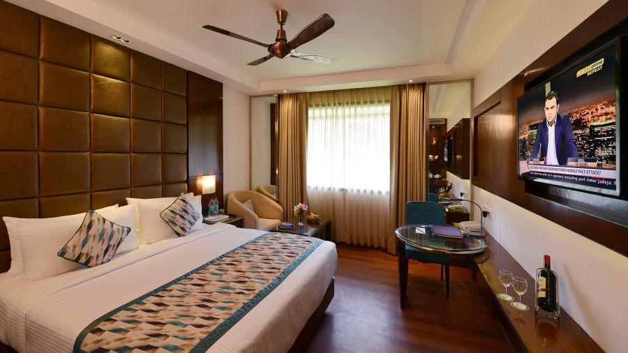 alt-text Luxury cottage with Balcony Pushkar