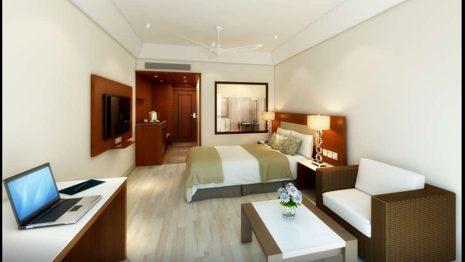 Room Sobit Sarovar Portico Goa