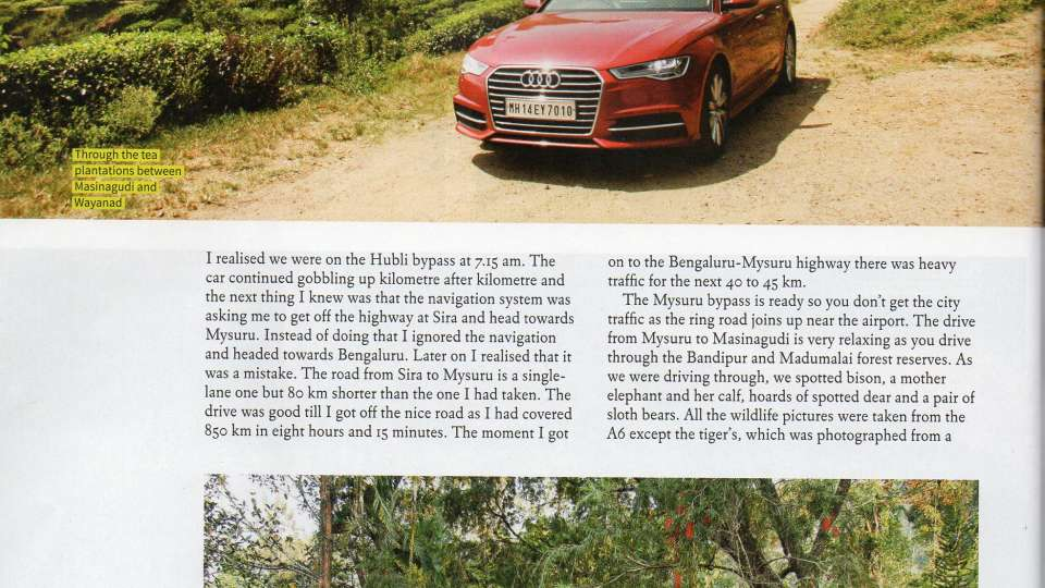 Tranquil Resort, Wayanad Wayanad Tranquil Latest Press - Car India - Page 2