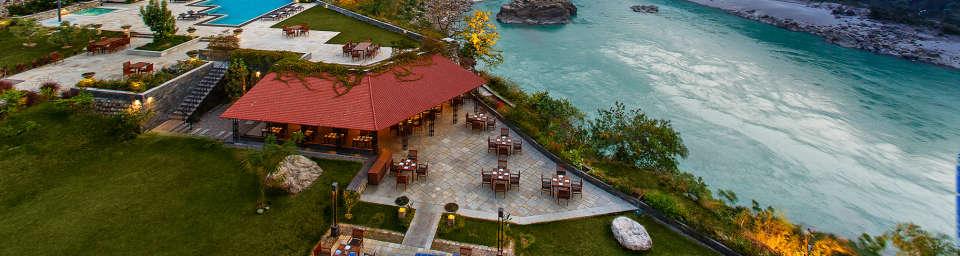 Aloha On The Ganges - Rishikesh Resort