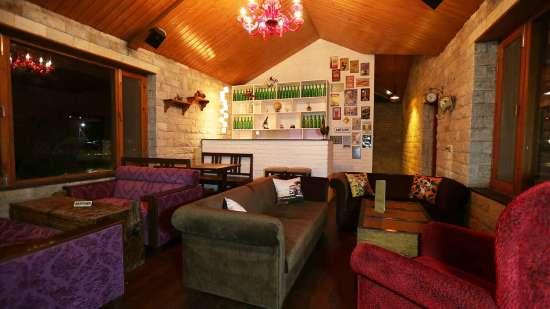 Bar LaRiSa Mountain Resort Manali -  places to eat in Manali 5
