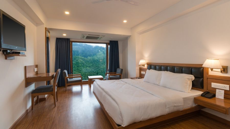 Hotel rooms in Mussoorie, Spacious rooms in Mussoorie, Hotel Pacific Mussoorie