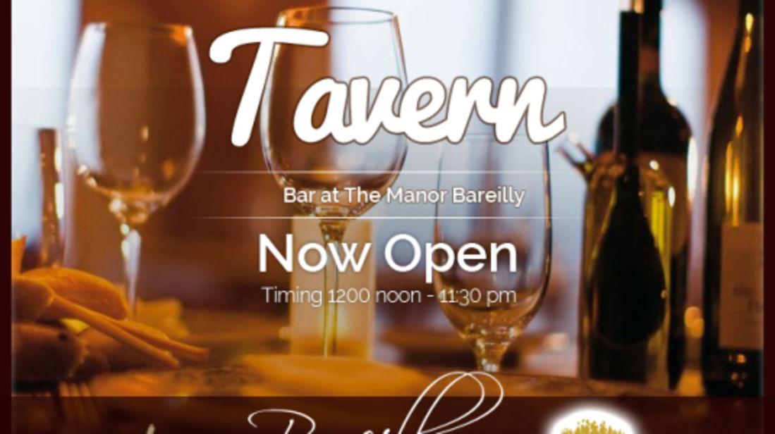 The Manor Bareilly Hotel  Bareilly tavern-bar-at-the-manor-bareilly