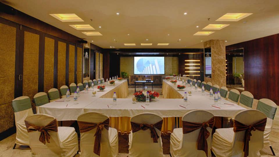 Banquet Hall Levana Hotel Hazratganj Budget Hotels in Lucknow