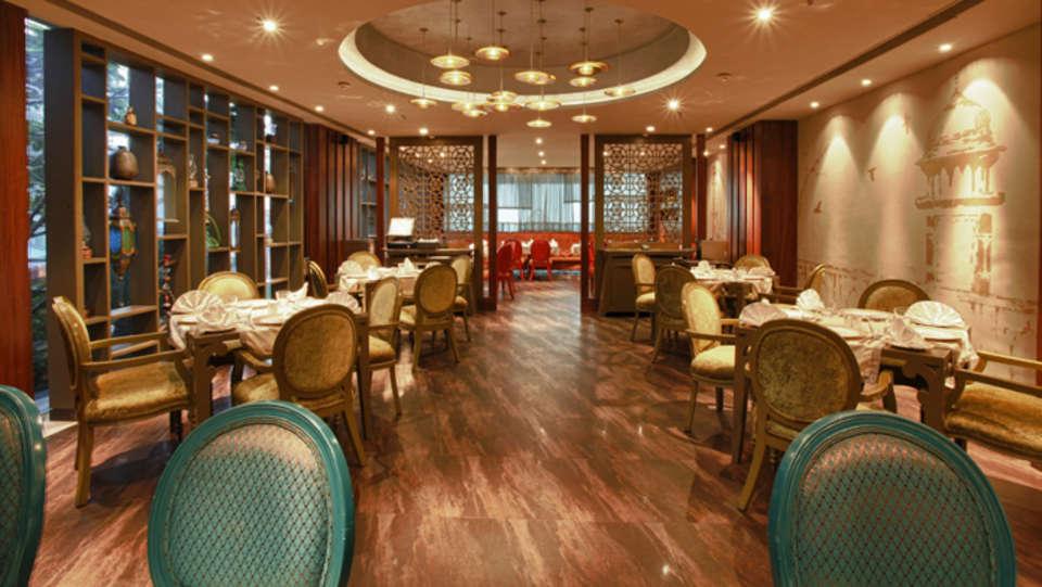EOS Restaurant Levana Hotel Hazratganj Best Hotels in Hazratganj 2