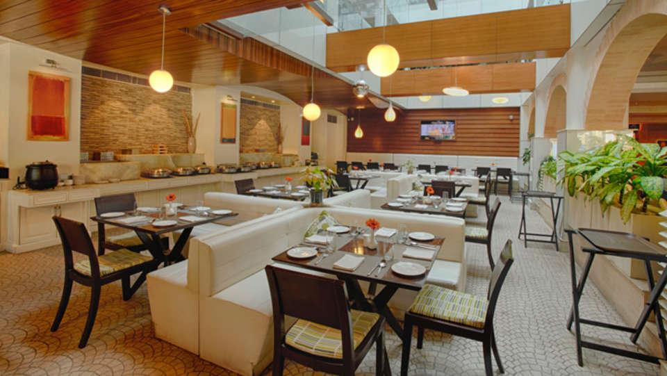 EOS Restaurant Levana Hotel Hazratganj Best Hotels in Hazratganj 4