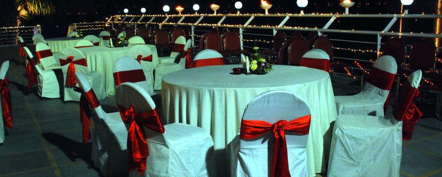 alt-text Compass Room at  Kolkata  Banquets in Kolkata  Conferences in Kolkata 1