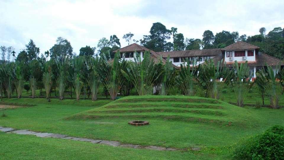 Kadkani Riverside Resorts, Coorg Coorg Facade 1 Kadkani Riverside Resort Coorg