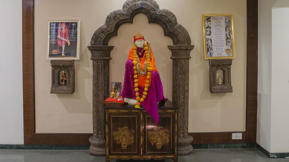 Prayer Room at Renest Shirdi 3