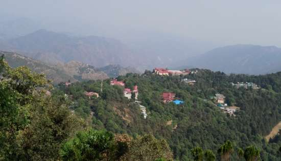 tiffin top heritage hotels of nainital. hotel in nainital