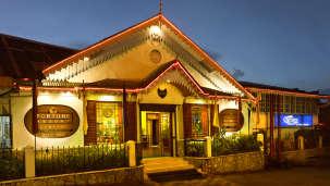 Central Hotels  Central Heritage Resort Spa Darjeeling