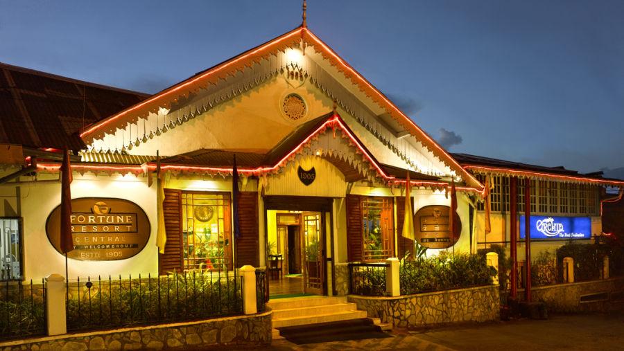 Central Heritage Resort & Spa, Darjeeling Darjeeling Exterior Central Heritage Resort and Spa Hotel in Darjeeling