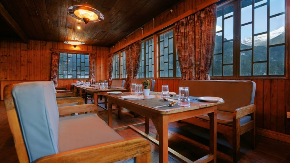 Summit Alpine Resort Lachung.