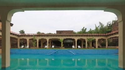 Exterior Hotel_Tijara Fort Palace_Heritage Hotel In Rajasthan 1