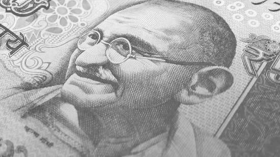 Picture of Indian Rupees