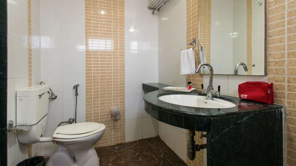 Hotel Ruby, Jaipur Jaipur Bathroom Hotel Ruby Jaipur