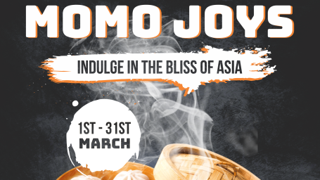 Momos Joy - Flyer The Orchid Hotel Pune