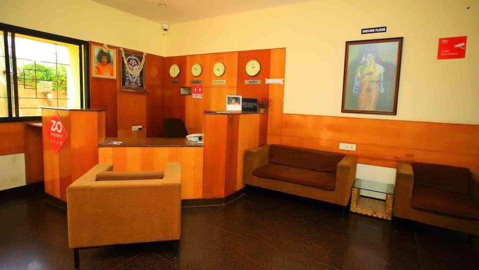 Online Suites Bangalore lobby Reception Online Suites Bangalore 1