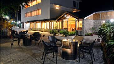 Facade Summit Namnang Courtyard Spa Gangtok 2