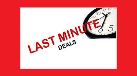 The Bungalows  Last Min deals final 1