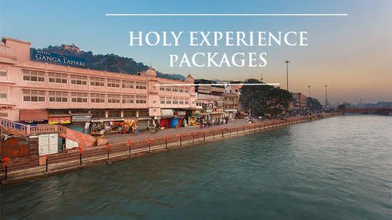 Ganga Lahari, Haridwar Haridwar Holy Experience banner