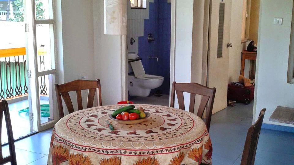 Casa Cottage Hotel, Bangalore Bangalore Dining Table 2