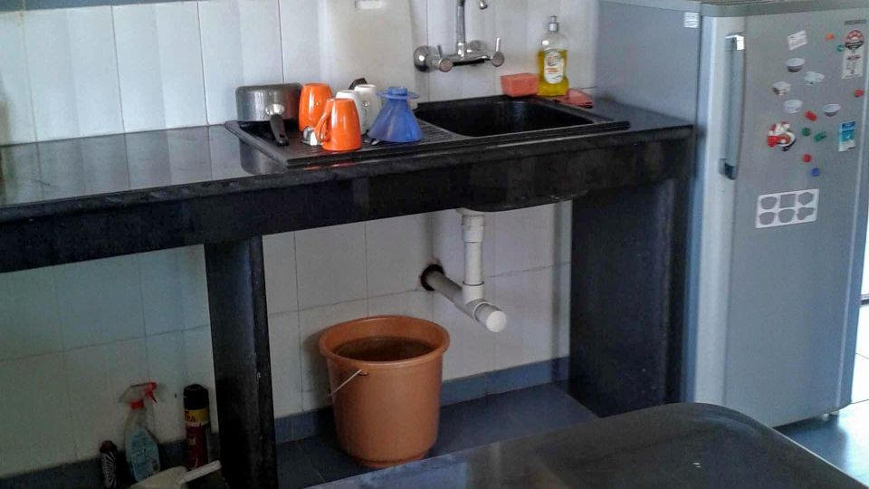 Casa Cottage Hotel, Bangalore Bangalore kitchen
