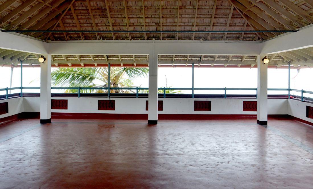 Rooftop Banquet Hall, Sapphire Club Cherai Beach Villa, Hotel In Cherai 1
